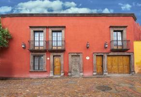 Foto de casa en venta en nuñez , san miguel de allende centro, san miguel de allende, guanajuato, 0 No. 01