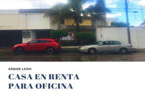 Foto de casa en renta en oaxaca , arbide, león, guanajuato, 0 No. 01