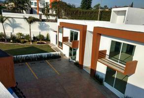 Foto de departamento en venta en oaxtepec 1215, santa rosa, yautepec, morelos, 15952576 No. 01