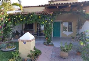 Foto de casa en venta en obeliscos , chapala centro, chapala, jalisco, 13826413 No. 01