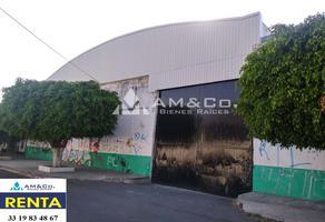 Foto de nave industrial en renta en oblatos , oblatos, guadalajara, jalisco, 6789495 No. 01