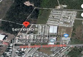 Foto de terreno habitacional en venta en  , obrera, mérida, yucatán, 14177415 No. 01