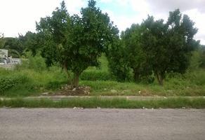 Foto de terreno habitacional en venta en  , obrera, mérida, yucatán, 6607918 No. 01