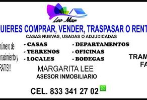 Foto de terreno habitacional en venta en  , obrera, tampico, tamaulipas, 11738801 No. 01