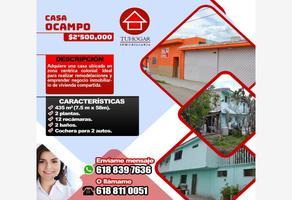 Foto de casa en venta en ocampo 121, barrio tierra blanca, durango, durango, 0 No. 01