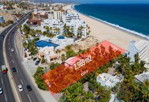Foto de terreno habitacional en venta en oceanfront lot , costa azul, los cabos, baja california sur, 20185120 No. 01