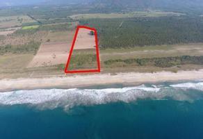 Foto de terreno habitacional en venta en océano pacífico , benito juárez, villa de tututepec de melchor ocampo, oaxaca, 19235039 No. 01