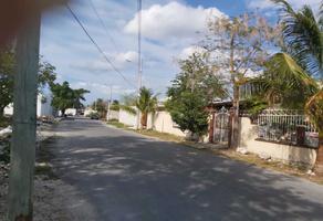 Foto de terreno habitacional en venta en ochenta avenida sur bis sn , adolfo l. mateos, cozumel, quintana roo, 14696171 No. 01