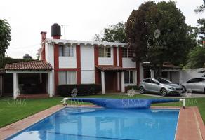 Foto de casa en venta en  , ocotepec, cuernavaca, morelos, 11290326 No. 01