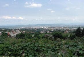 Foto de terreno habitacional en venta en  , ocotepec, cuernavaca, morelos, 11777455 No. 01