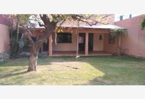 Foto de casa en venta en  , ocotepec, cuernavaca, morelos, 12237733 No. 01