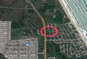 Foto de terreno habitacional en venta en octava avenida , miramar, ciudad madero, tamaulipas, 6044318 No. 01