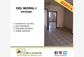 Foto de oficina en renta en oficina en renta. cerca de plaza mayor ., residencial del moral i, león, guanajuato, 8518919 No. 01