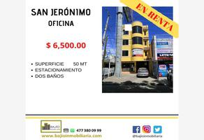 Foto de oficina en renta en oficina en renta ., san jerónimo i, león, guanajuato, 0 No. 01