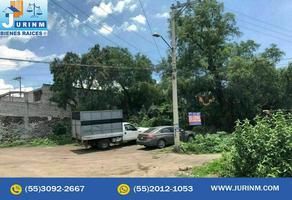 Foto de terreno habitacional en venta en ojo de agua , san nicolás tetelco, tláhuac, df / cdmx, 0 No. 01