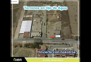 Foto de terreno habitacional en venta en  , ojo de agua, tecámac, méxico, 15220553 No. 01