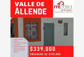 Foto de casa en venta en ojo de talamanes 1080, valle de allende, juárez, chihuahua, 18540191 No. 01