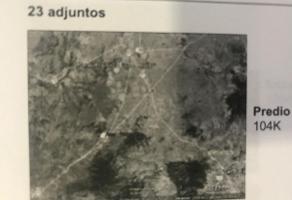 Foto de terreno habitacional en venta en  , ojuelos de jalisco, ojuelos de jalisco, jalisco, 0 No. 01