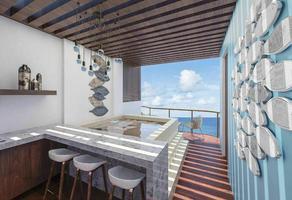 Foto de departamento en venta en olea beach condos , chicxulub puerto, progreso, yucatán, 20382470 No. 01