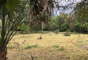 Foto de terreno habitacional en venta en olímpico. , aserradero, santiago, nuevo león, 14360617 No. 01