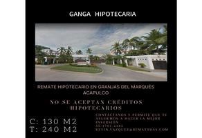 Foto de casa en venta en  , olinalá princess, acapulco de juárez, guerrero, 0 No. 01