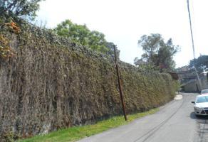 Foto de terreno habitacional en venta en  , olivar de los padres, álvaro obregón, df / cdmx, 17900423 No. 01