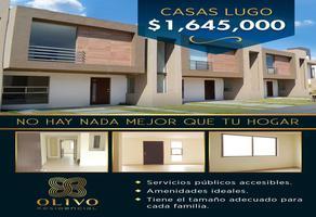 Foto de casa en venta en olivo , tollancingo, tulancingo de bravo, hidalgo, 20172483 No. 01