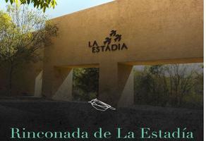 Foto de terreno habitacional en venta en olla , la estadía, atizapán de zaragoza, méxico, 17785687 No. 01