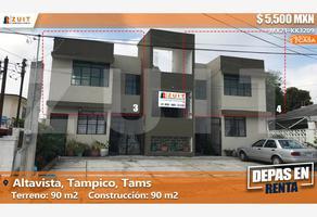 Foto de departamento en renta en olmo 230, altavista, tampico, tamaulipas, 20362255 No. 01