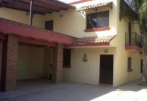 Foto de casa en venta en oquidea 707, hacienda la tijera, tlajomulco de zúñiga, jalisco, 3761127 No. 01