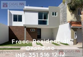 Foto de casa en venta en  , orandino, jacona, michoacán de ocampo, 13058370 No. 01