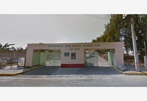 Foto de departamento en venta en oriente 12 24, san carlos, ecatepec de morelos, méxico, 15966122 No. 01