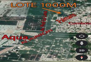 Foto de terreno habitacional en venta en orquideas , supermanzana 299, benito juárez, quintana roo, 0 No. 01