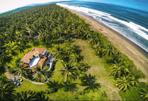 Foto de terreno habitacional en venta en  , otates y cantarranas, compostela, nayarit, 16339056 No. 01