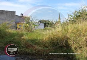 Foto de terreno habitacional en venta en  , otilio montaño, cuautla, morelos, 14509293 No. 01