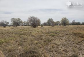 Foto de terreno habitacional en venta en otinapa nd, otinapa, durango, durango, 15705877 No. 01