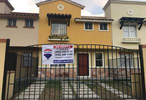 Foto de casa en condominio en renta en otoño real solare el marques , real solare, el marqués, querétaro, 0 No. 01