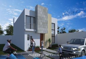 Foto de casa en venta en pabellón de arteaga , fátima, aguascalientes, aguascalientes, 13830147 No. 01