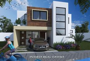 Foto de casa en venta en pabellón de arteaga , fátima, aguascalientes, aguascalientes, 13830151 No. 01