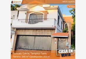 Foto de casa en venta en pablo montellanos solis 106 b, gonzalo garcia ramirez, tampico, tamaulipas, 0 No. 01