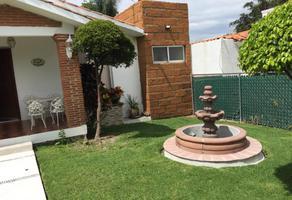 Foto de casa en venta en paisajes 2, lomas de cocoyoc, atlatlahucan, morelos, 0 No. 01