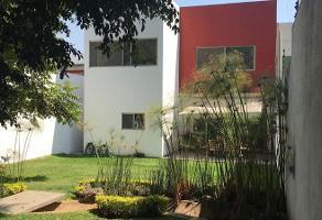 Foto de casa en venta en pajaros 20, cuernavaca centro, cuernavaca, morelos, 15882069 No. 01