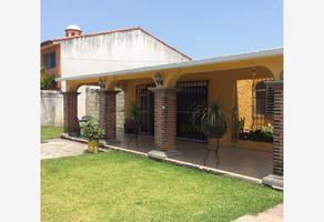 Foto de casa en venta en pájaros , las fincas, jiutepec, morelos, 12124021 No. 01