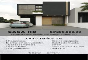 Foto de casa en venta en palencia resid loredo , valle dorado, colima, colima, 0 No. 01