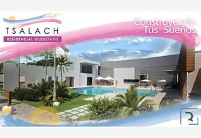 Foto de terreno habitacional en venta en palma cariota 100, juriquilla, querétaro, querétaro, 20976594 No. 01
