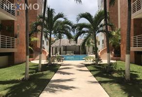 Foto de departamento en venta en palma de sol 67, supermanzana 17, benito juárez, quintana roo, 13300708 No. 01