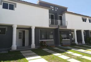 Foto de casa en condominio en venta en palma letania , el salitre, querétaro, querétaro, 16073357 No. 01