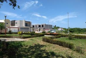 Foto de terreno habitacional en venta en palma real esquina palma fenix 11, el coyol (1a sección), veracruz, veracruz de ignacio de la llave, 8400101 No. 01