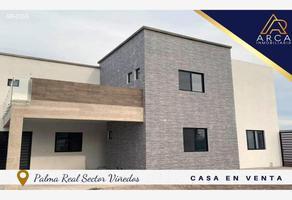 Foto de casa en venta en  , palma real, torreón, coahuila de zaragoza, 14396429 No. 01