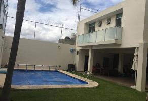 Foto de casa en venta en palmeras 2832, los robles, zapopan, jalisco, 6103869 No. 01